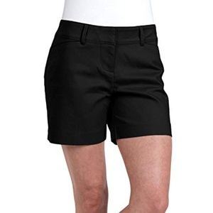 The Limited Black Taylored Short Size 4 NWT